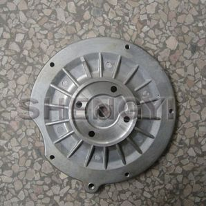 Turbocharger seal plate